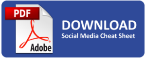 Download Social Media Cheat Sheet