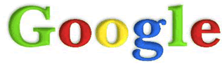 Google Logo September/Oktober 1998