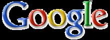 Google Logo 31. Mai 1999 bis 5. Mai 2010