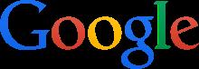 Google Logo 25. Oktober 2013 bis 31. August 2015