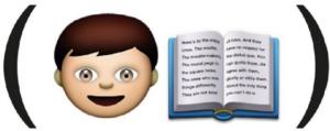 Emoji Rätsel Hast du meine Seite schon geliked?