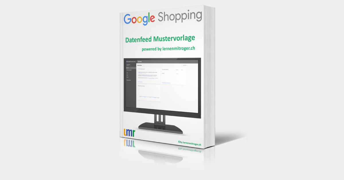 Datenfeed Google Shopping