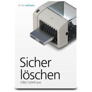 O&O-SafeErase-Professional Daten sicher löschen