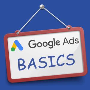 Google Ads basics individual