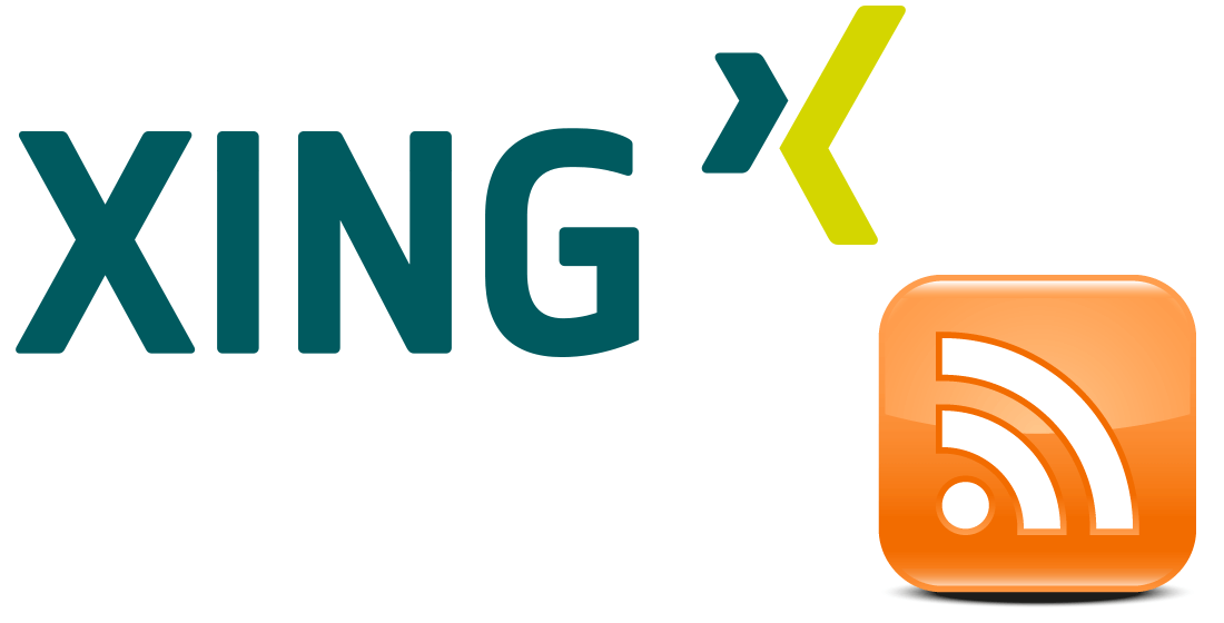 Xing RSS Feed Test