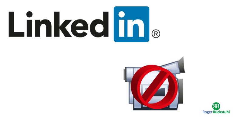 LinkedIn Live auch nach fast 2 Jahren nicht erteilt
